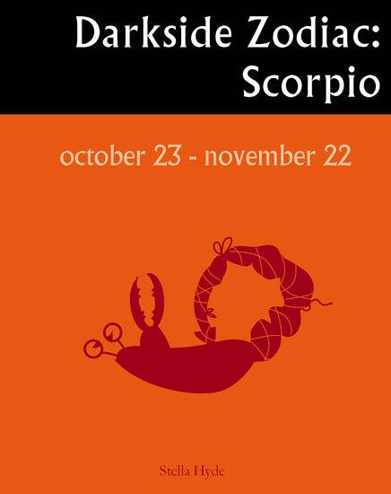 Darkside Zodiac: Scorpio - cover