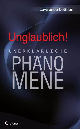 Unglaublich! - Unerklärliche Phänomene - cover