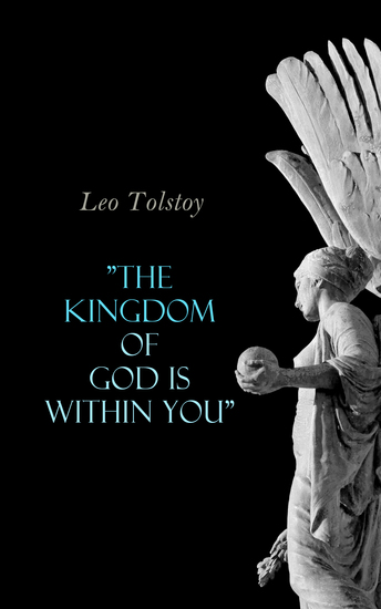 """""""The Kingdom of God Is Within You"""" - cover"""