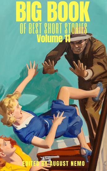 Big Book of Best Short Stories - Volume 11 - cover