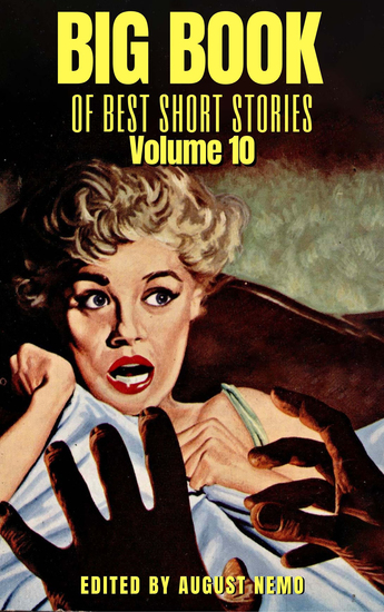 Big Book of Best Short Stories - Volume 10 - cover