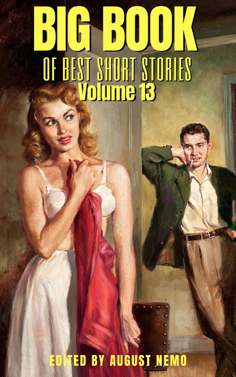 Big Book of Best Short Stories - Volume 13 - cover