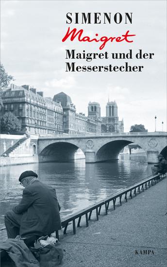 Maigret und der Messerstecher - cover
