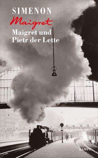 Maigret und Pietr der Lette - cover