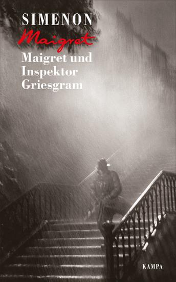 Maigret und Inspektor Griesgram - cover