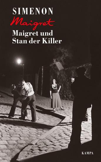 Maigret und Stan der Killer - cover