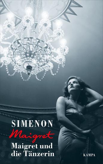 Maigret und die Tänzerin - cover