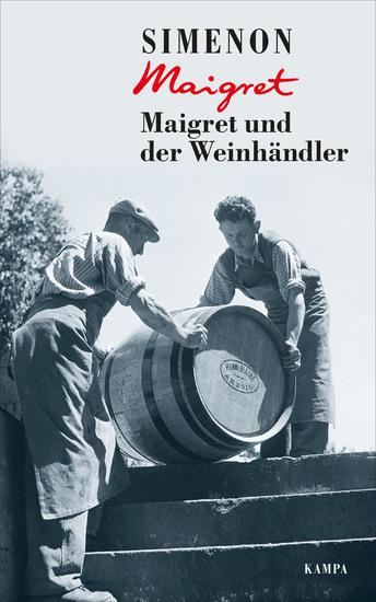 Maigret und der Weinhändler - cover