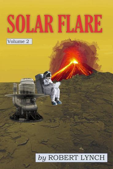 Solar Flare volume 2 - Solar Flare #2 - cover