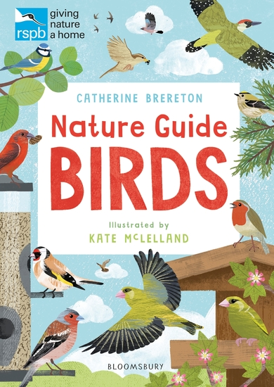 RSPB Nature Guide: Birds - cover