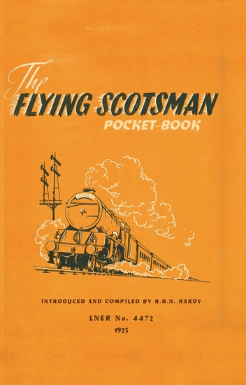 The Flying Scotsman Pocket-Book - cover