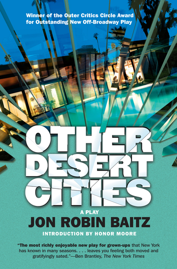 Other Desert Cities - A Play - cover