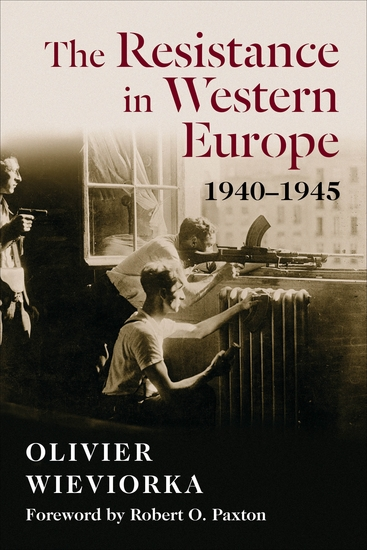 The Resistance in Western Europe 1940–1945 - cover