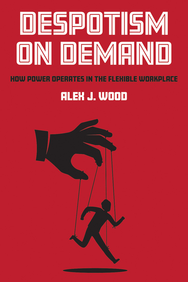 Despotism on Demand - How Power Operates in the Flexible Workplace - cover