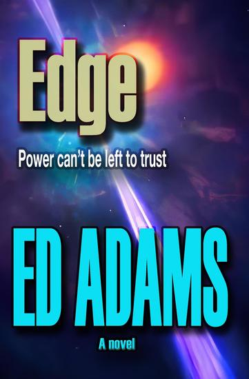 Edge - Power can't be left to trust - cover