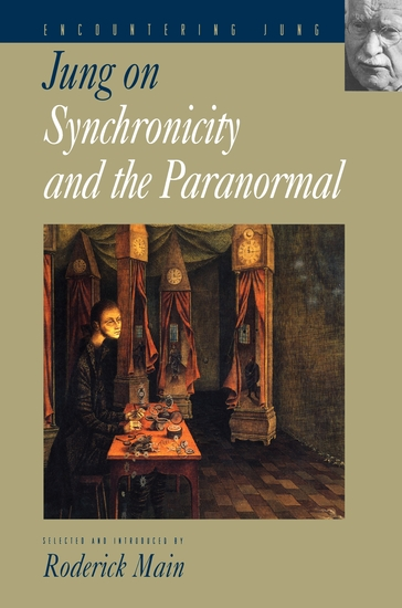 Jung on Synchronicity and the Paranormal - cover