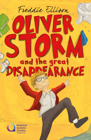 Oliver Storm and the great Disappearance - cover