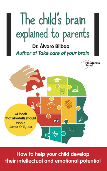 The child's brain explained to parents - cover
