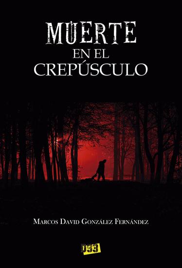 Muerte en el crepúsculo - cover