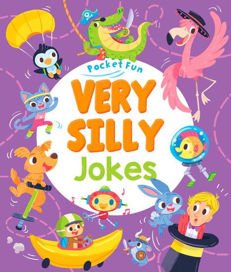 Pocket Fun: Very Silly Jokes - cover