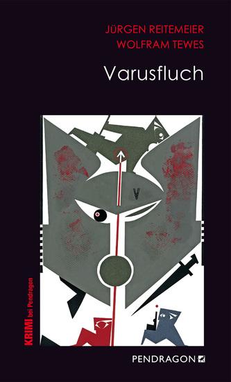 Varusfluch - Jupp Schulte ermittelt - cover