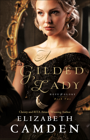 A Gilded Lady (Hope and Glory Book #2) - cover