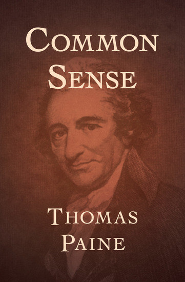Common Sense - cover