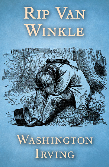 Rip Van Winkle - cover