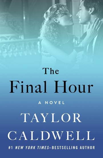 The Final Hour - A Novel - cover