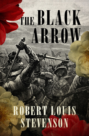 The Black Arrow - cover