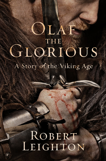 Olaf the Glorious - A Story of the Viking Age - cover