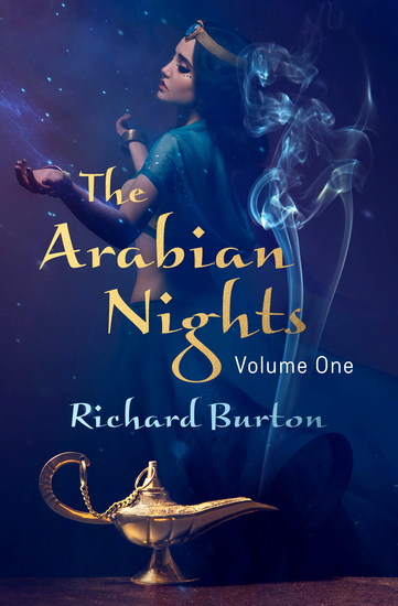 The Arabian Nights Volume One - cover