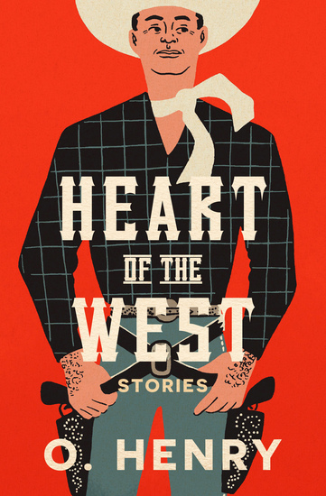 Heart of the West - Stories - cover