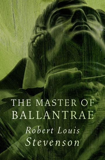 The Master of Ballantrae - cover