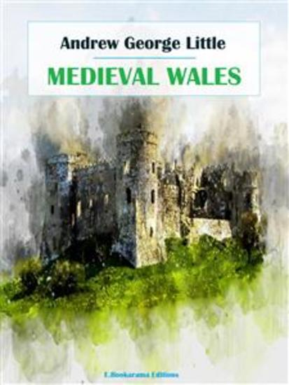 Medieval Wales - cover