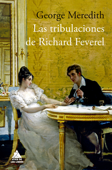 Las tribulaciones de Richard Feverel - cover