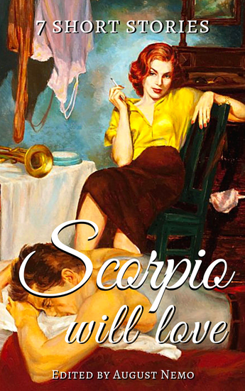 7 short stories that Scorpio will love - cover