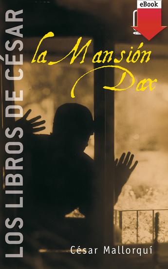 La Mansión Dax - cover