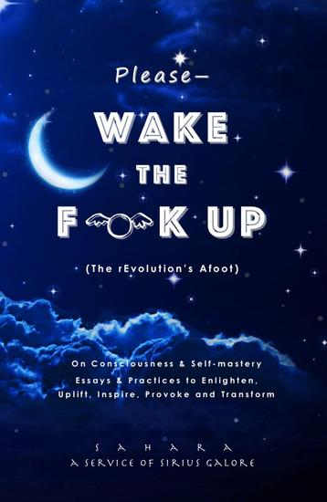 Please—Wake the Flock Up (The rEvolution's Afoot) - cover