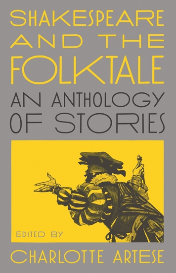 Shakespeare and the Folktale - An Anthology of Stories - cover