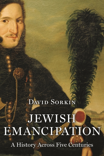 Jewish Emancipation - A History Across Five Centuries - cover