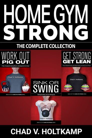 Home Gym Strong - The Complete Collection - cover