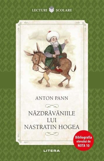 Năzdrăvăniile lui Nastratin Hogea - cover