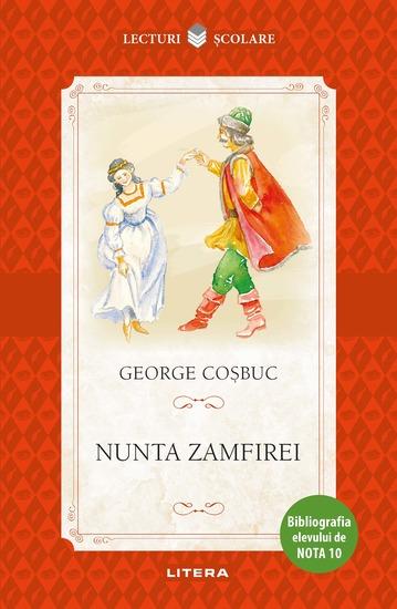 Nunta Zamfirei - cover