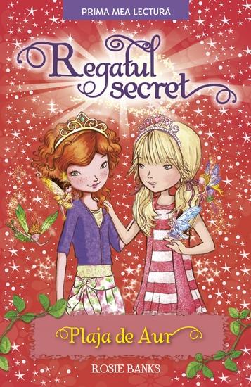 Regatul secret Plaja de aur - cover