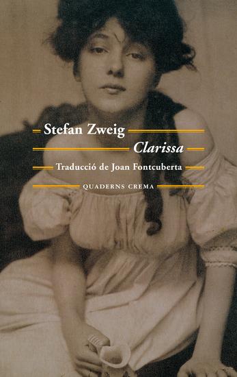 Clarissa - cover