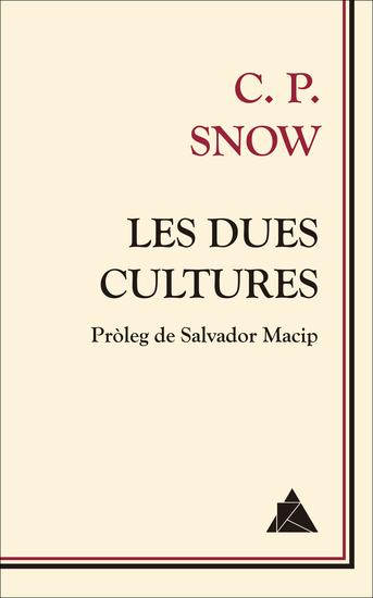 Les dues cultures - cover