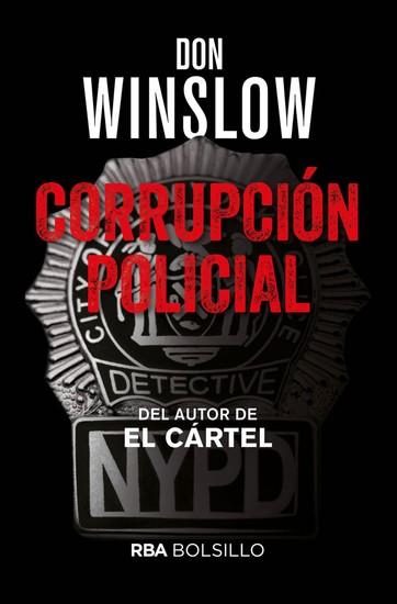 Corrupción policial - cover