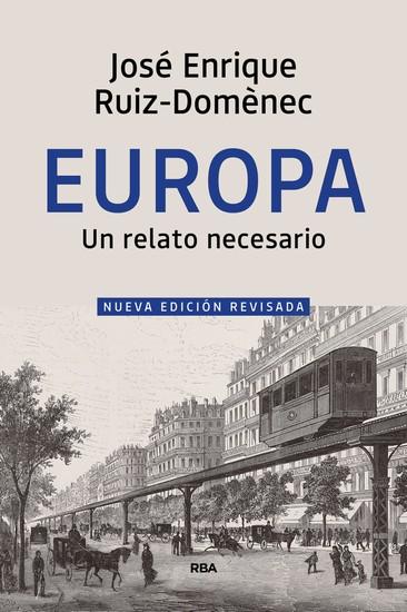 Europa - Un relato necesario - cover
