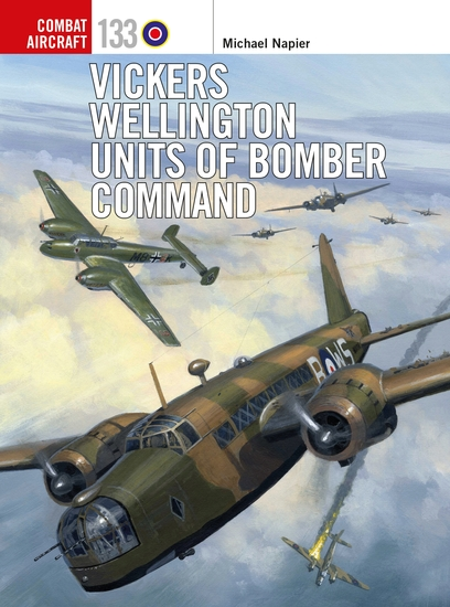 Vickers Wellington Units of Bomber Command - cover